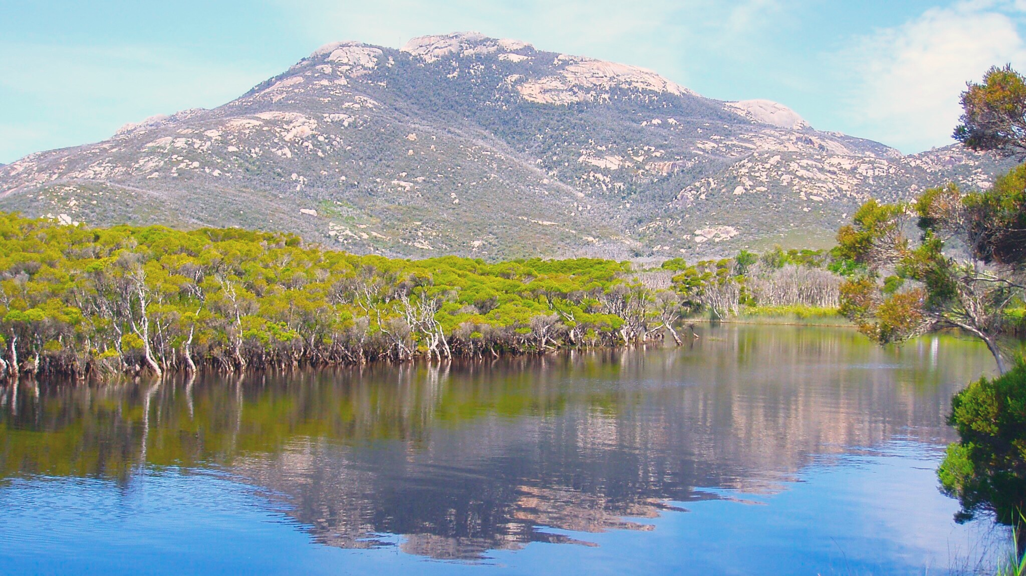 The beauty of Victoria's Wilsons Promontory National Park
