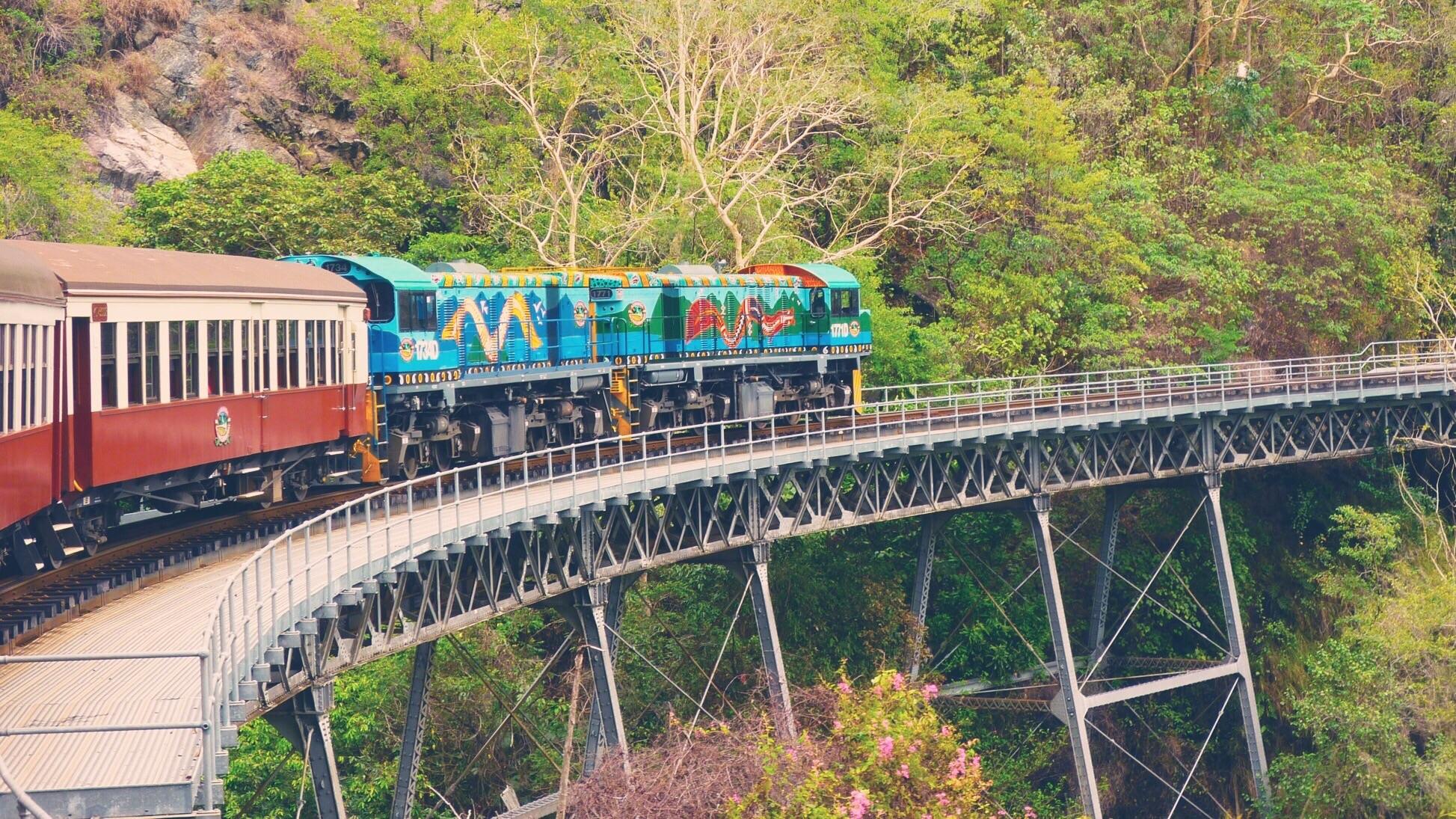 Kuranda Scenic Railway, Cairns, Queensland