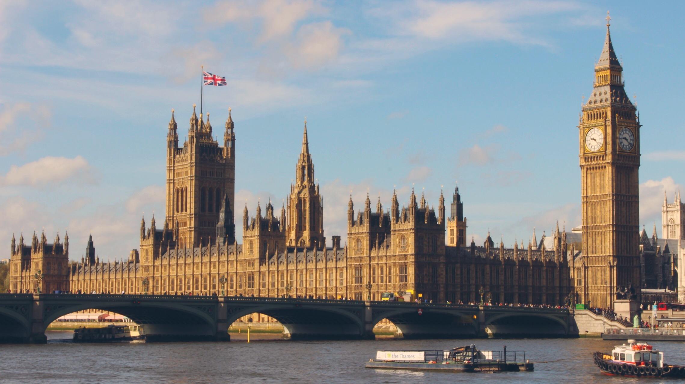 A mega European tour begins in London