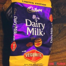 This really did happen... What happens when #Cadbury and #Vegemite…