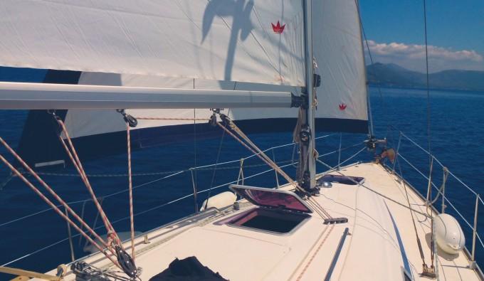 Greek Sailing: Day 17 – 19 Topdeck Mega European Tour