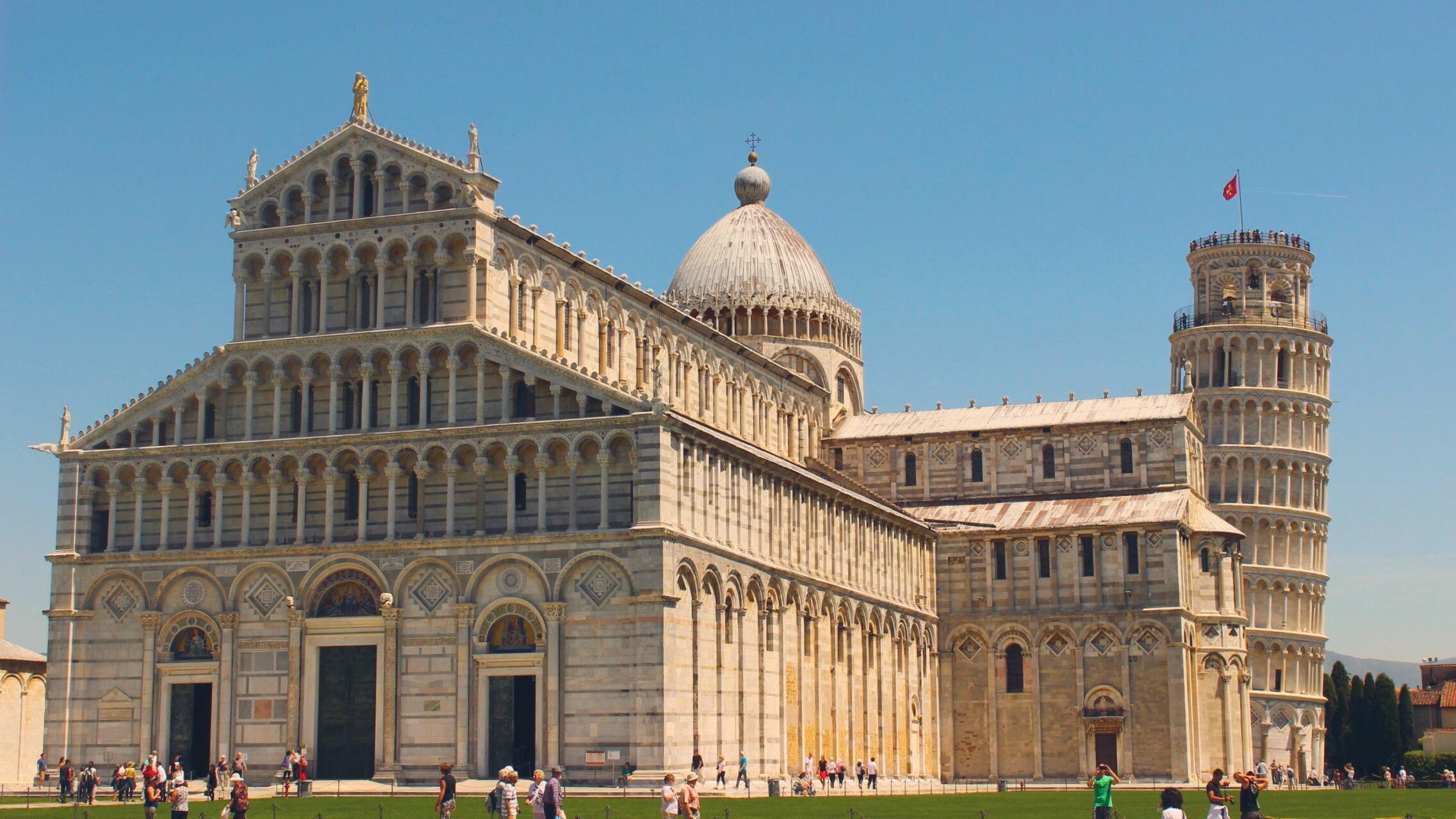 Venice to Florence: Day 12 & 13 Topdeck Mega European Tour