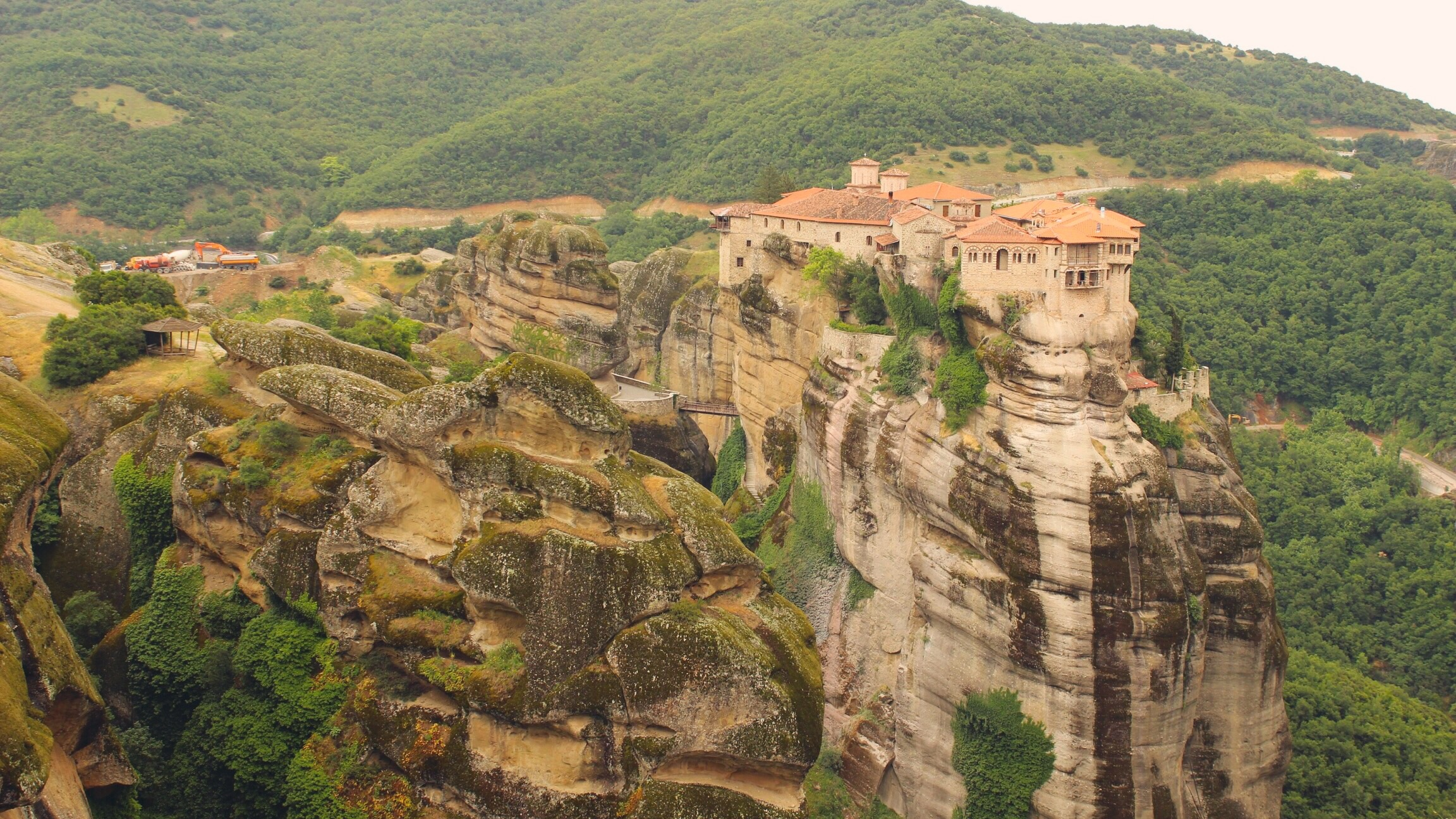 Athens to Meteora: Day 24 Topdeck Mega European Tour