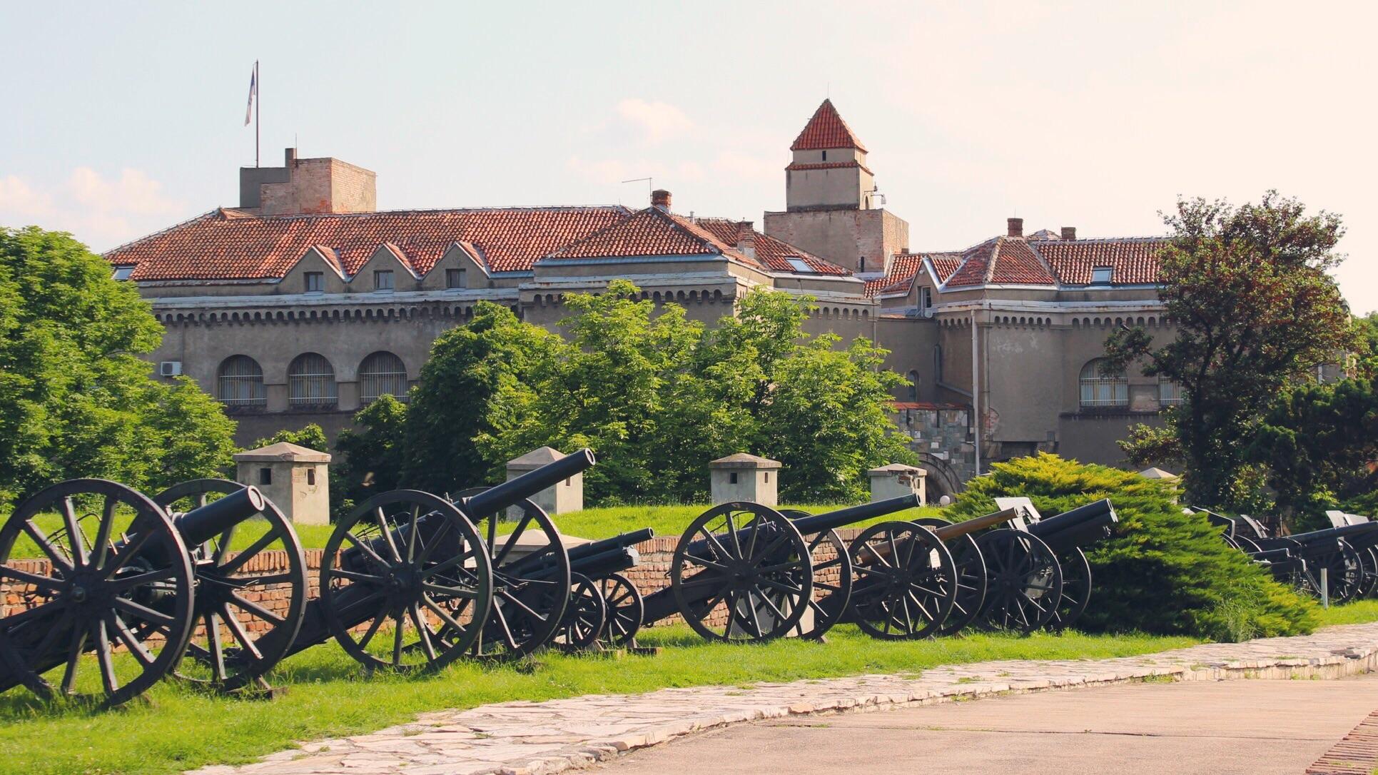 Sofia to Belgrade: Day 31 Topdeck Mega European Tour