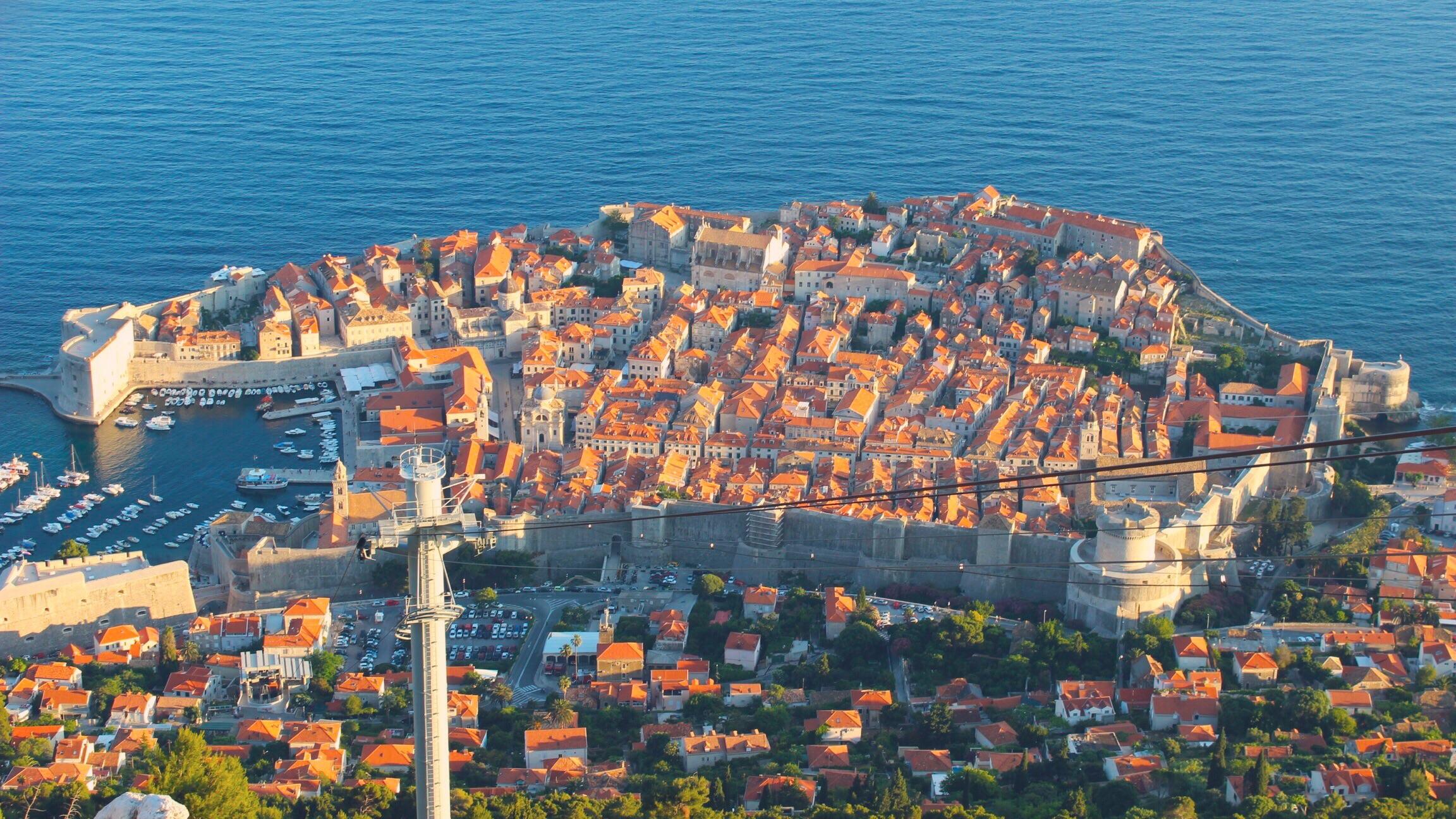 Sarajevo to Dubrovnik via Mostar: Day 33 & 34 Topdeck Mega European Tour