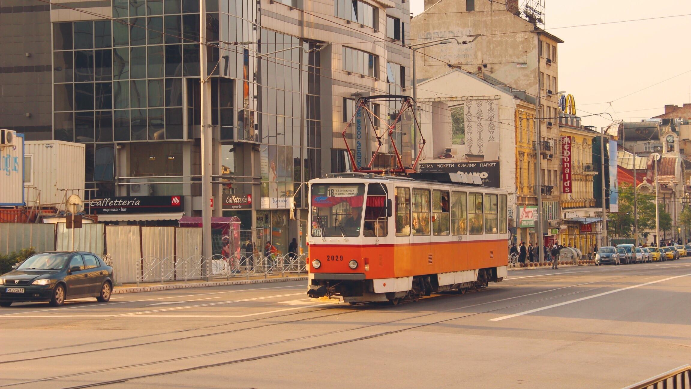 Istanbul to Sofia: Day 30 Topdeck Mega European Tour