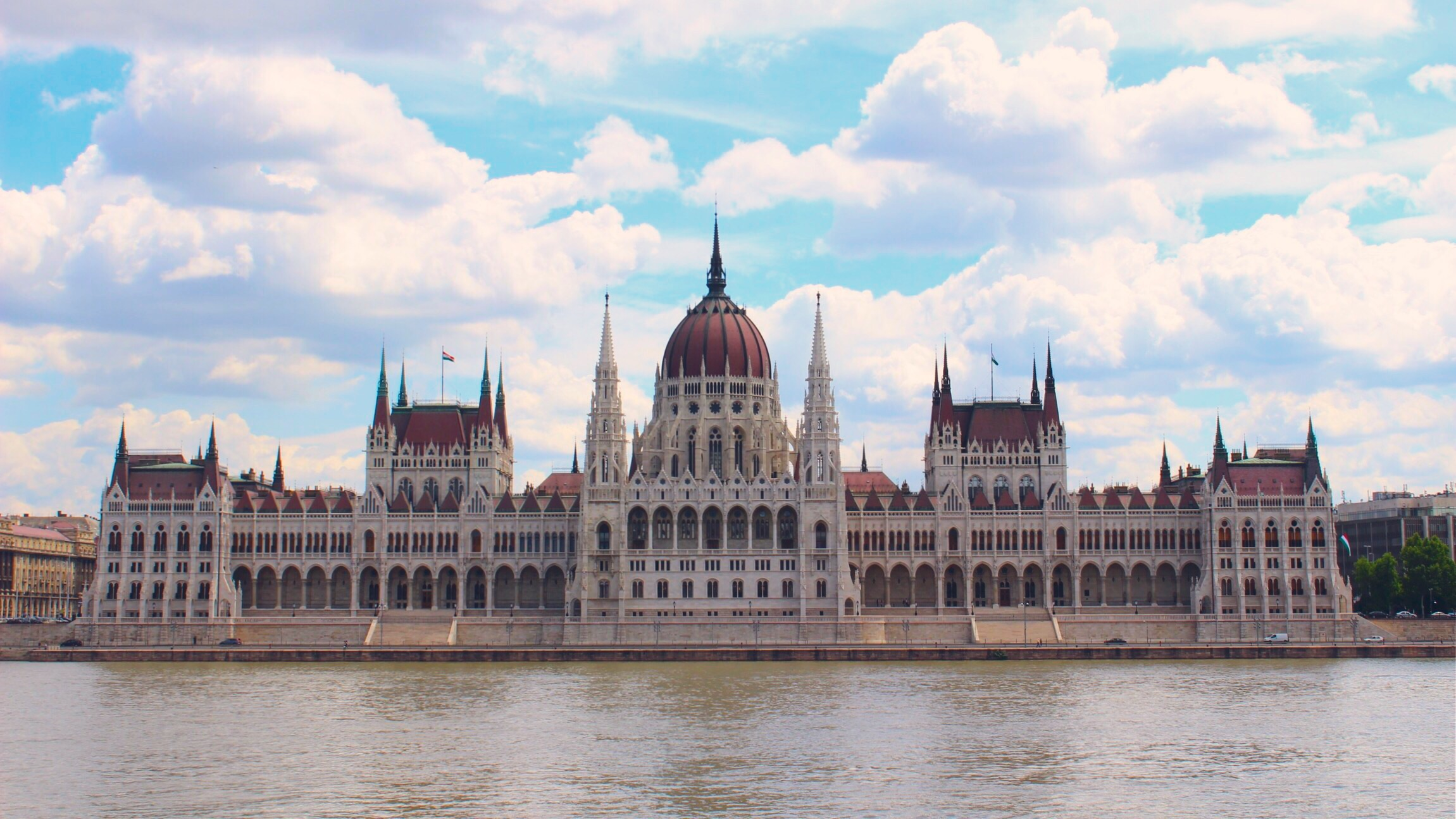 Plitvice Lakes to Budapest: Day 37 & 38 Topdeck Mega European Tour