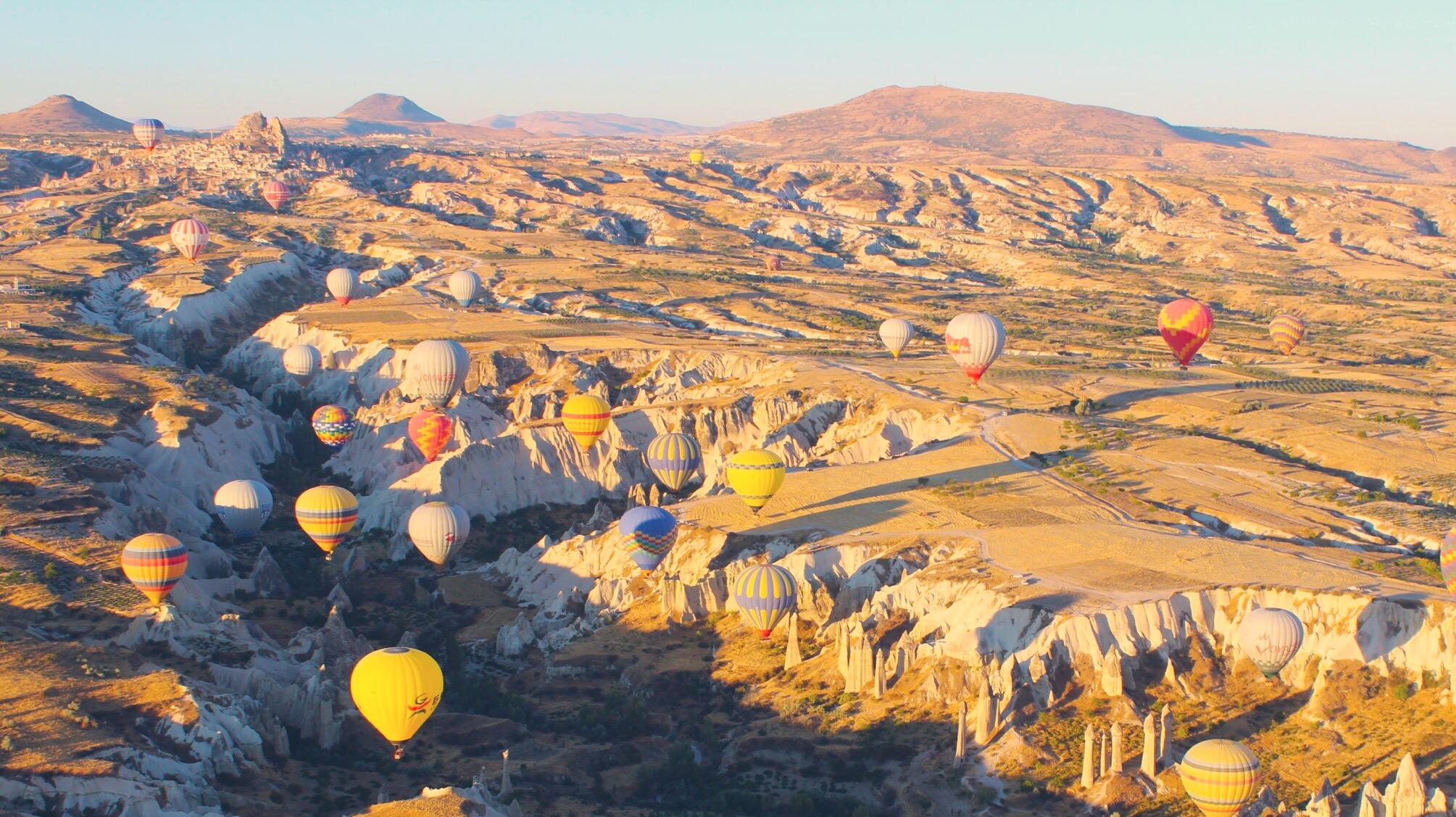 Ankara to Cappadocia – Day 03 & 04 Topdeck Turkey Explored Tour