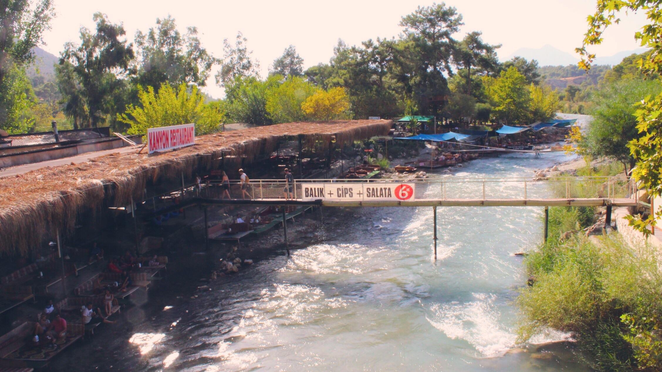 Konya to Fethiye via Saklikent Gorge: Day 06 & 07 Topdeck Turkey Explored Tour