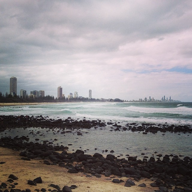 Burleigh Heads #goldcoast #queensland