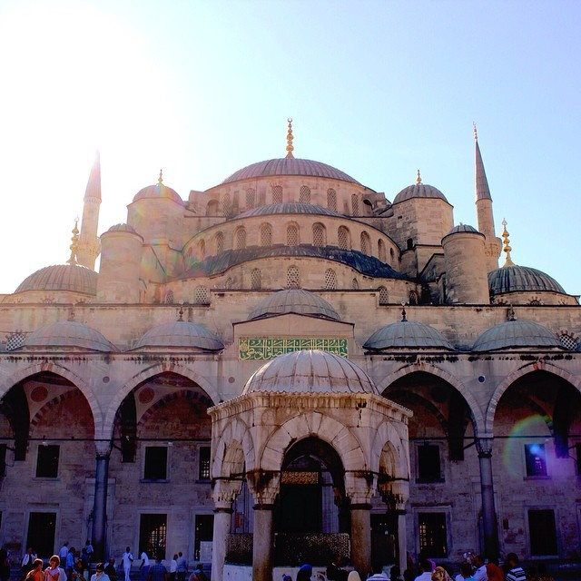 New loneXplorer.com.au post coming soon from Turkey Topdeck tour #turkey #bluemosque #istanbul #ankara #topdeck