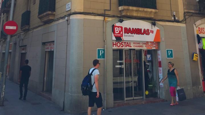 REVIEW: Be Ramblas Hostel: Barcelona, Spain