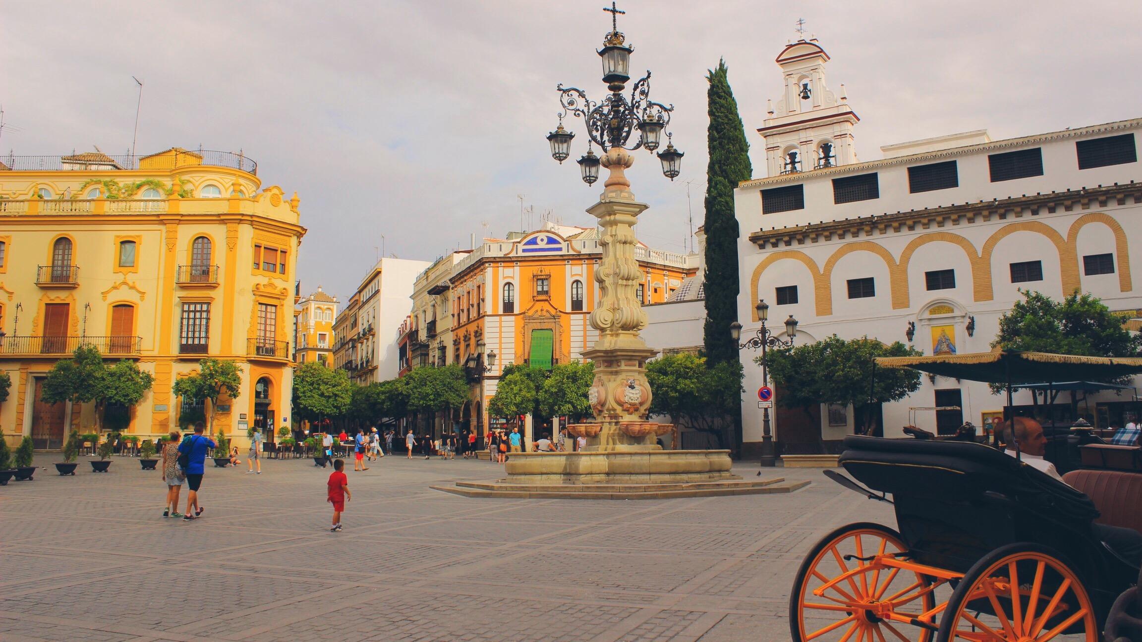 Madrid to Seville via Cordoba – Day 01 Busabout Iberian Adventure Tour